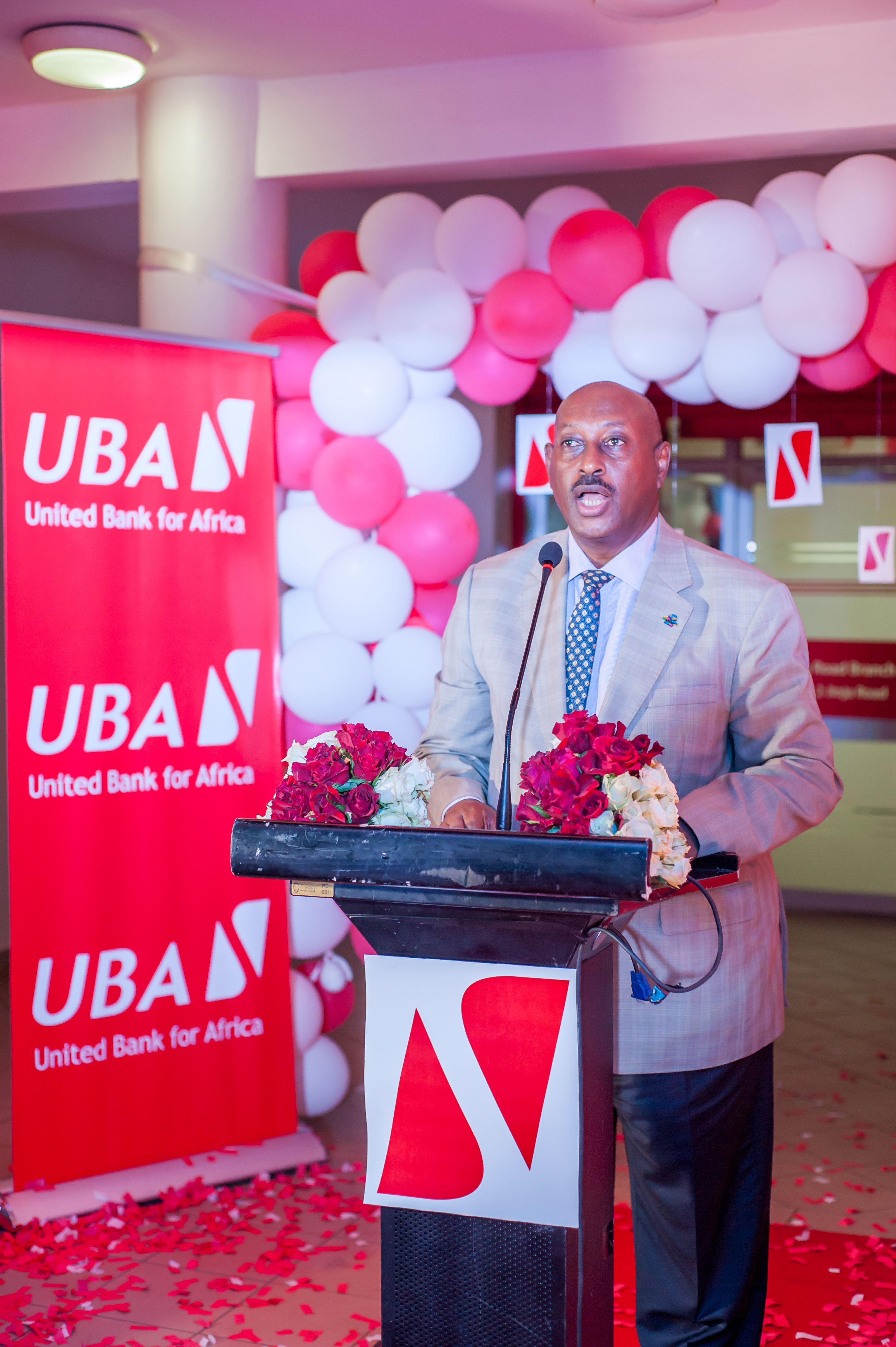 Highlights From The Uba Launch