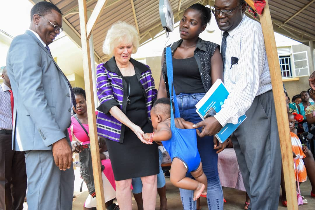 Jhpiego President/CEO Visit to Uganda and Local Governments